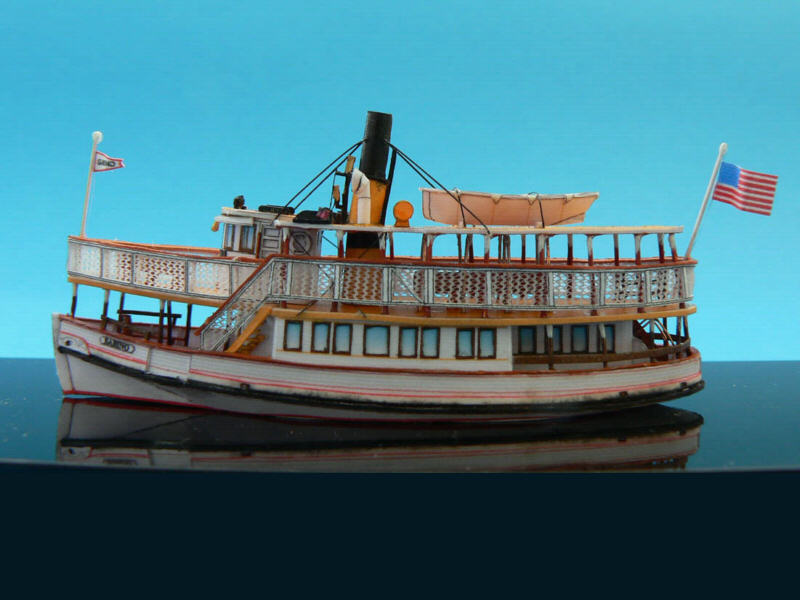 00004 - Steamboat Sabino 1:250